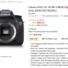 """Amazon has the Canon EOS 7D as """"DISCONTINUED"""" Something New Coming?"""