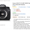 "Amazon has the Canon EOS 7D as ""DISCONTINUED"" Something New Coming?"