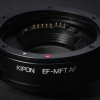 KIPON Introduces New High Speed Canon EF To MFT Autofocus Electronic Adapter