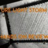 Aputure Light Storm Ls 1s High Output LED Light at a Bargain Price. Hands on Review