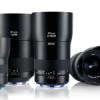Carl Zeiss Lenses – NEW Milvus Line for EF and F Mount DSLR Camera's