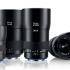 Carl Zeiss Lenses – NEW Milvus Line for EF and F Mount DSLR Camera's