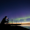 Canon ME20F-SH High ISO Camera Captures Beautiful Aurora Borealis