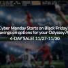 Save $200 on Convergent Design Apollo and RAW features for Black Friday