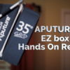 Aputure EZ Box, Veydra Mini Primes and FCPX. A Crazy Review of them ALL!