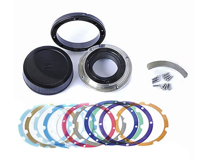 Carl Zeiss EF-mount, Interchangeable Mount Set EF2 for CP.2 50/T2.1 or CP.2 85/T2.1