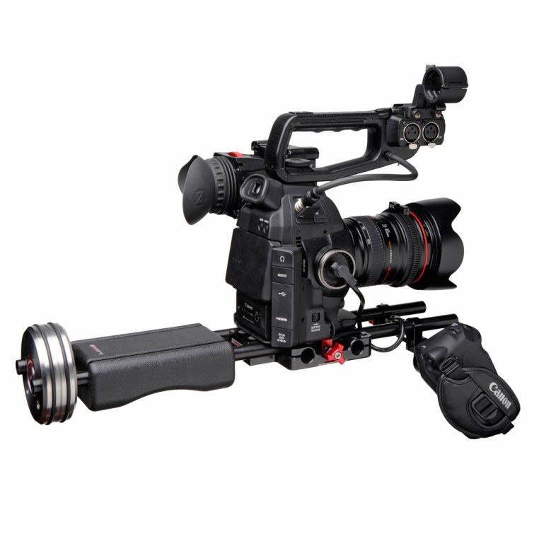 New Zacuto C-Shooter Rig For C100 C300 C500 |