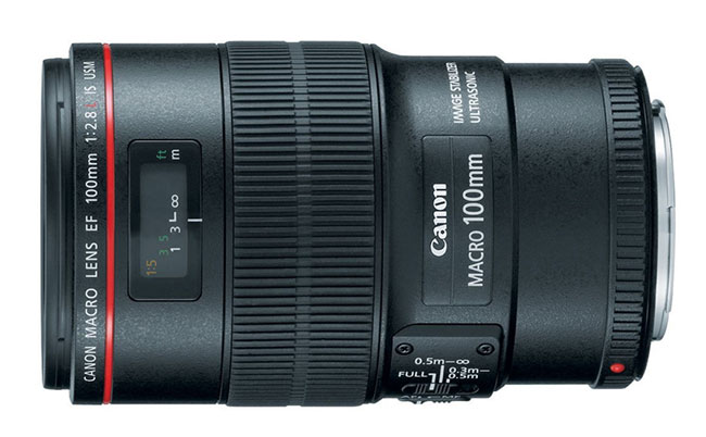 Canon 100mm Macro-2.8L-IS
