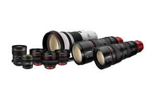 Canon Cinema Lenses