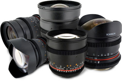 Best value cine lenses I've seen