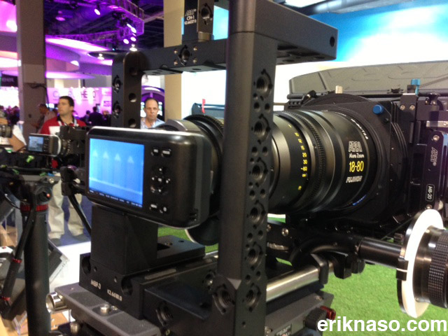 blackmagic pocket cinema camera ARRI 18-80