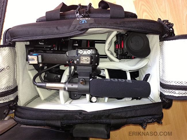 The Perfect Bag For Your C100 And C300 |