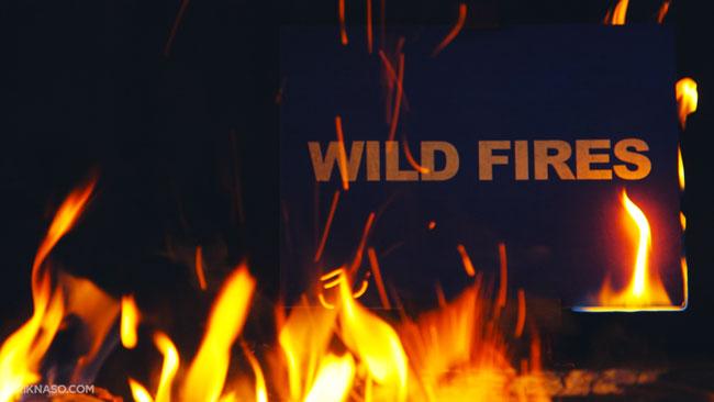 wild-fires