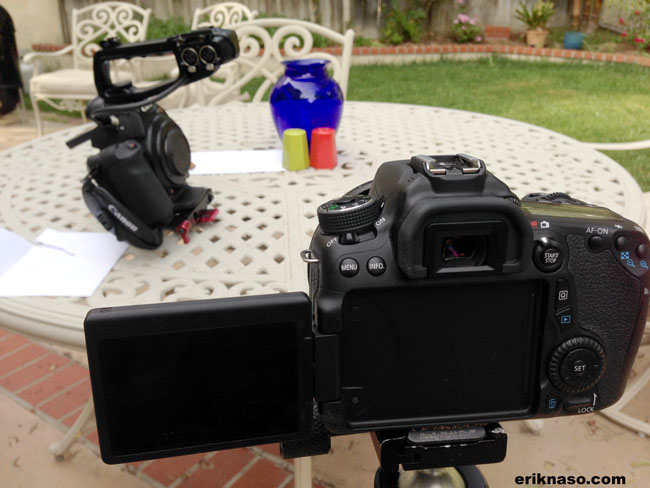 Matching The Canon 70D To The C100  Can It Be Done? |