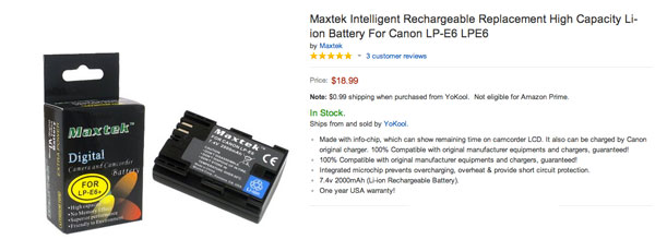 MAXTEX-Amazon