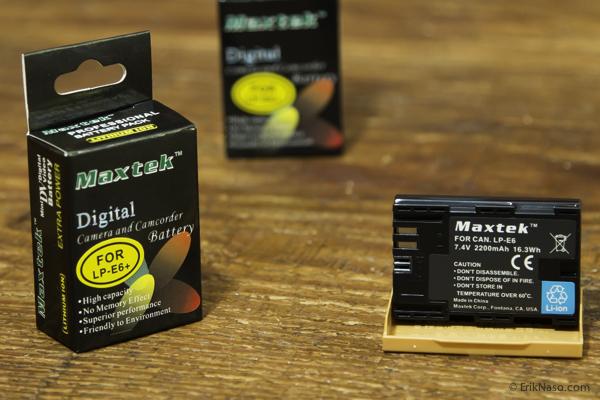 Maxtek Battery