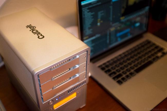 CalDigit T3 w MacBook