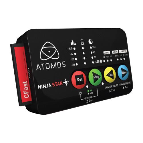 Atomos - Ninja Star_a