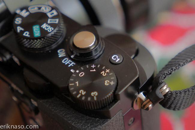 A7s C1 button