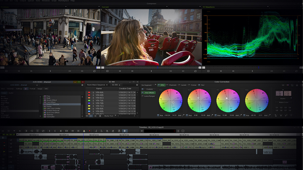 Avid - Technology and tools that empower media creators