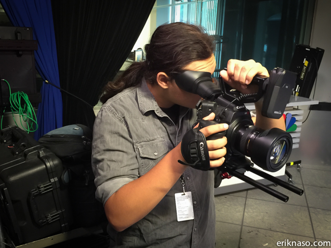Jake With C300