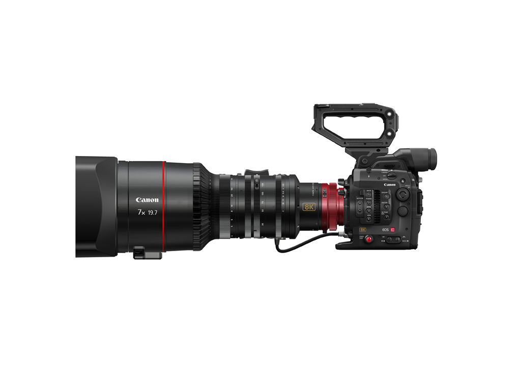 Canon In Development Of 8k Cinema Camera And Reference