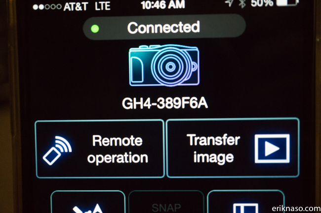 Free V Log L GH4_APP Open REMOTE
