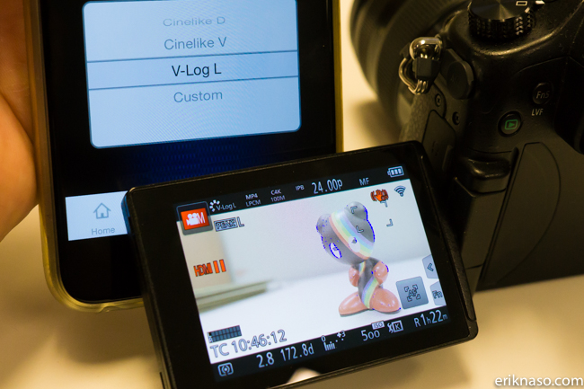 Free V-Log L Update: GH4 V2 3 Firmware Pulled From Panasonic Site