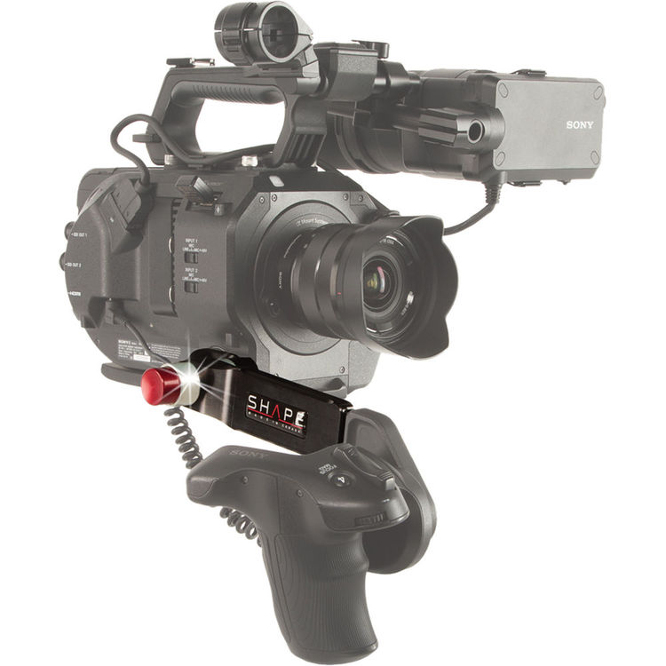 SHAPE Sony FS7 Remote Extension Handle