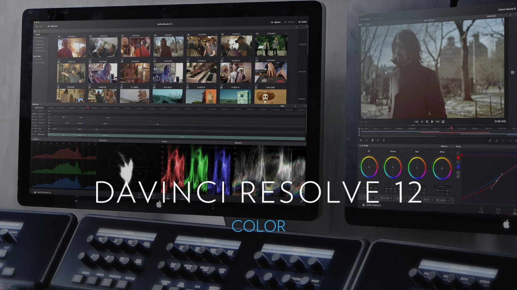Davinci Resolve 12 2 Released Plus 499 Studio Version Available From The Apple App Store