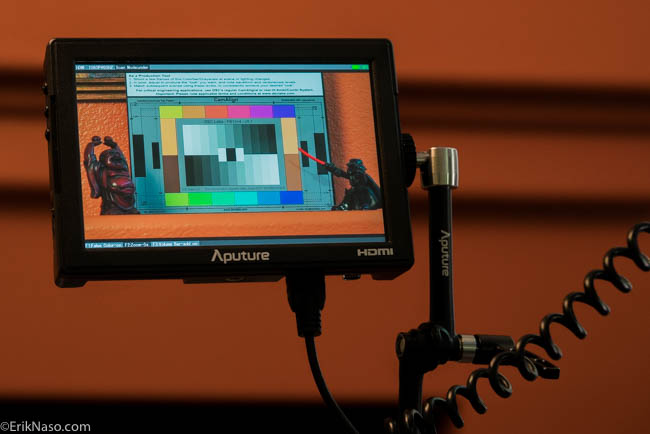 Aputure VS5_ Screen