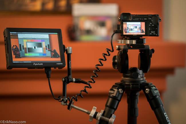 Aputure VS-5 Pro 7″ HDMI/SDI Monitor Hands On Review |
