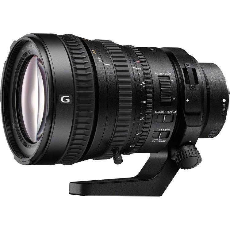 Sony FE PZ 28-135mm f:4 G OSS Lens