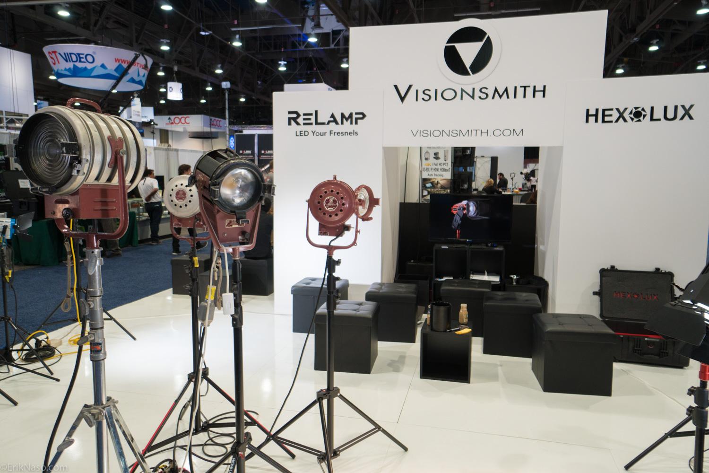 VisionSmith Relamp_At NAB 2016