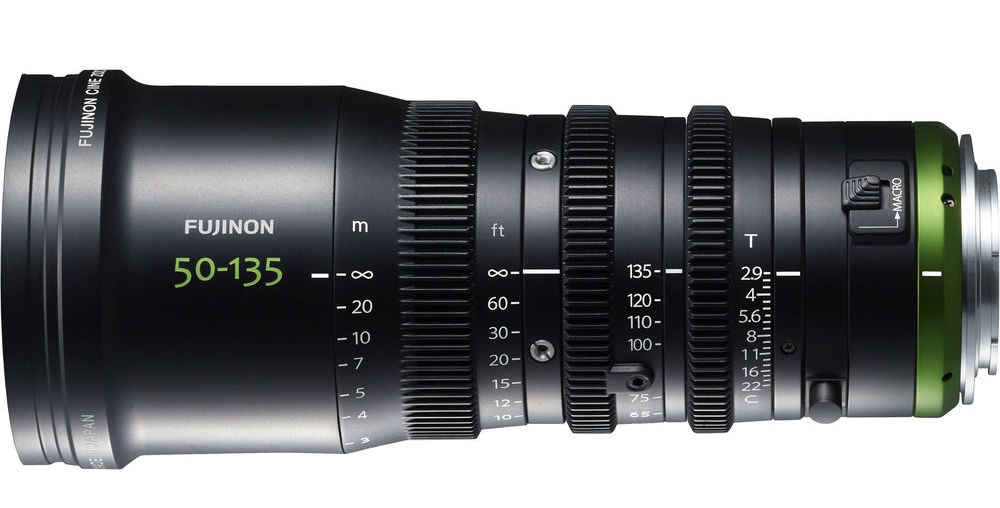 Fujinon MK50-135mm T2.9 Lens