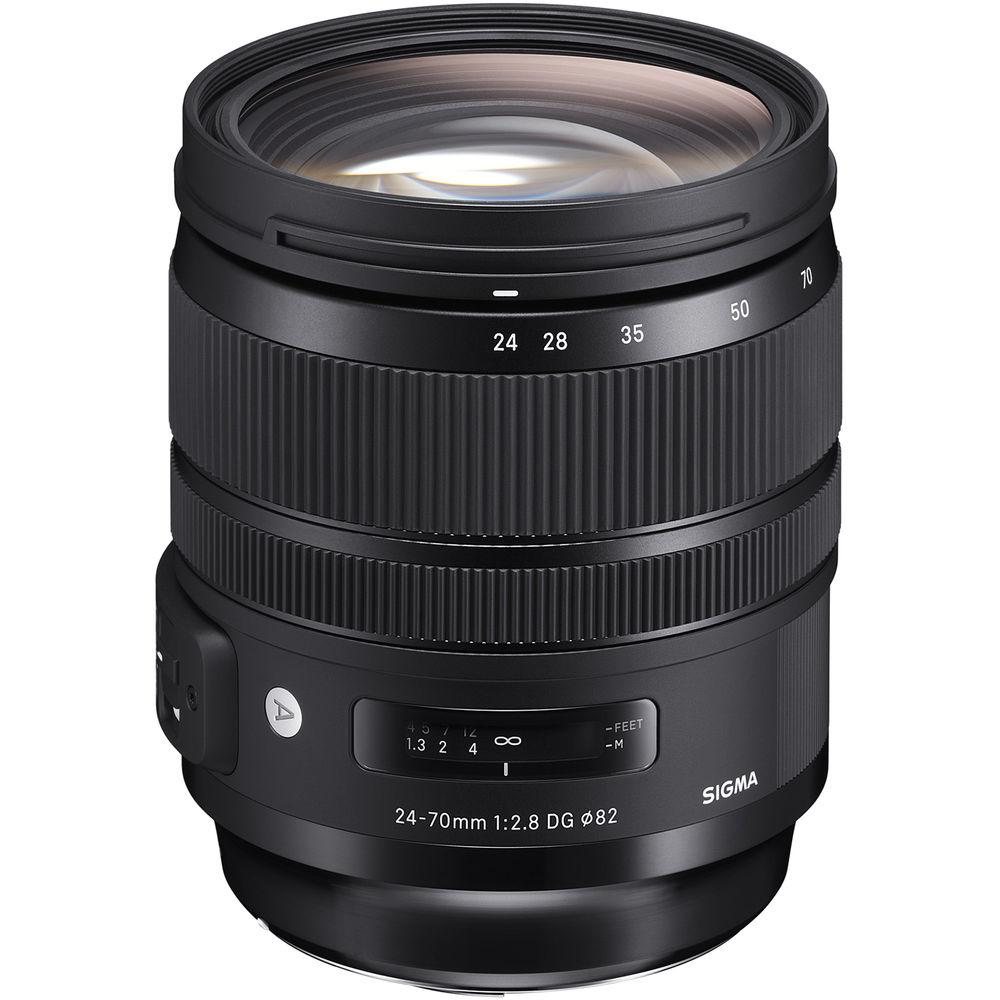 Sigma 24-70 mm-f2.8